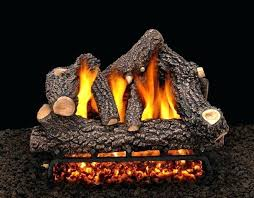 electric fireplace logs with heater duraflame 20 1 2