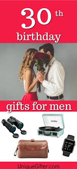 gift ideas for your husband s 30th birthday milestone birthday ideas gift guide for husband