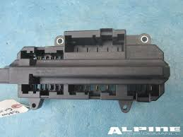 origianal bmw power distribution fuse box trunk e65 e66 745i 750i bmw power distribution fuse box trunk e65 e66 745i 750i b7 745li 750li