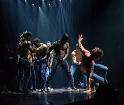 Magic Mike Live makes the male revue funny and sensitive Las.