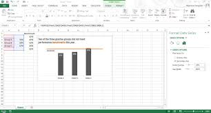 Add Horizontal Line To Excel Chart 2013 Adding A Benchmark Line To A Graph