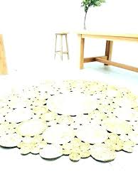 round outdoor rug eye catching 8 ft cool awesome ivory 8 ft x round area rug