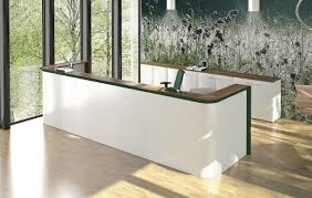 incredible white ikea reception desk and wood floor plans also creative wall art ideas