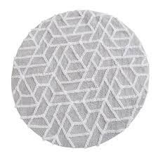 rug bath mats home context round bath mats home design labyrinth mat 0