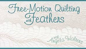 Motion Quilting with Feathers: Online Quilting Class & Free-Motion Quilting with Feathers: Online Quilting Class Adamdwight.com
