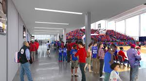 The Sixers Broke Ground On The 76ers Fieldhouse In Delaware