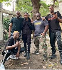 Omah Lay And Ajebo Hustlers To Collaborate? (See Photos) - Novice2star