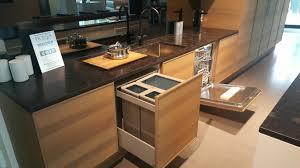 Ex Display Poggenpohl Edition Kitchen Island Breakfast Bar