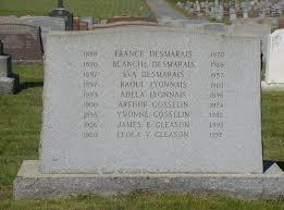 Leola V. Desmarais Gleason (1920-1997) - Find A Grave Memorial