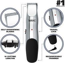 Máy cạo râu không dây Wahl 9916-4301 Beard & Stubble – BanHangMy.Net