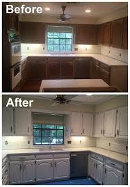Dallas Painted Cabinets N Hance Advantage