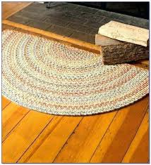 circle bathroom rugs half bath image of round area for kitchen semi rug crochet pattern circle bathroom rugs
