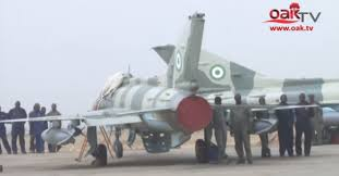 air force vehicle operations some assets deployed by the nigerian air force for combat operations