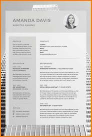 5 Template Cv Word Free Phoenix Officeaz