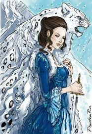 Resultado de imagen de Lyssandra trono de cristal fan art