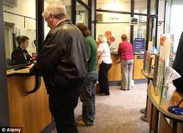 Image result for out of the bank