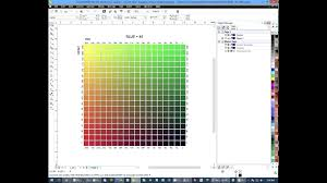 Dye Sublimation Color Chart Sublimation Tips How To Use The Rgb Spot Color Charts With Coreldraw