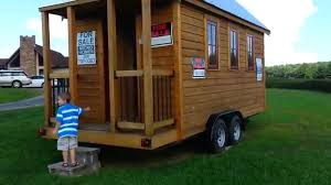 Small Picture Mobile Tiny House For Sale And This Prefab Tiny House For Sale