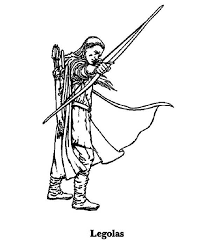 Small Picture Download Lord Of The Rings Coloring Pages