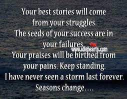Quotes About Life Struggles And Overcoming Them Inspirational Quotes Delectable Inspirational Quotes About Life And Struggles