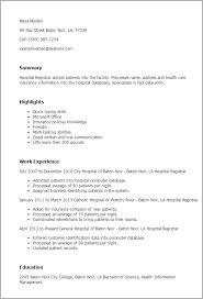 Gallery Of Healthcare Resume Sample Siteye Giri In T Klay N Z