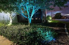 led landscape lighting kits color