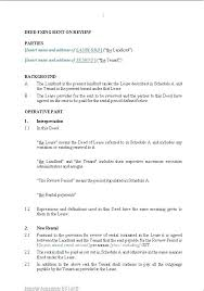 Business Lease Proposal Template Printable Sample Monthly Rental ...