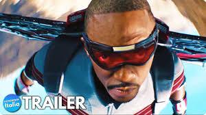 THE FALCON AND THE WINTER SOLDIER (2021) New Spot Trailer ITA della serie  tv Marvel - YouTube