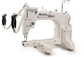 The Block Rockit 14+ Sewing Machine &  Adamdwight.com