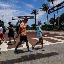 Welcome to the 9news.com.au live blog for tuesday, august 17, 2021. Florida And South Carolina Again Set Records As U S Coronavirus Cases Surge The New York Times