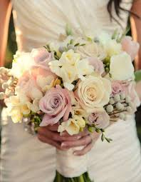 diy bride s bouquet of spring wedding flowers