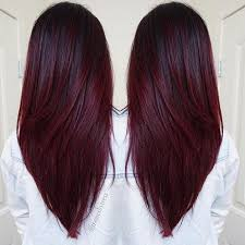 Hairstyle Color best 25 wine red hair color ideas wine red hair 1247 by stevesalt.us