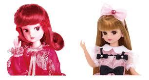 少女漫画のイメージから誕生した着せ替え人形リカちゃんが発売50周年