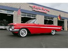 1961 Chevrolet Impala for Sale   ClassicCars.com   CC-977803