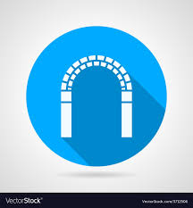Archway Graphic Designs Circle Icon For Archway