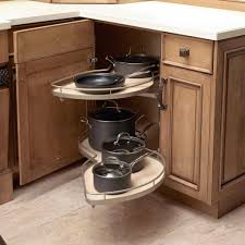 Awesome Corner Kitchen Cupboard Ideas Also Cabinet Trends