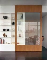 Bookcase sliding doors 2