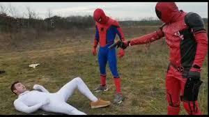 Marvel <b>Super</b>-<b>Heroes</b> VS Alien from Area 51 - YouTube