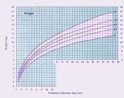 Preemie Growth Chart Raising A Preemie Preemie Growth Chart