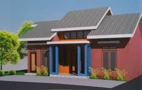 Small Picture Small house design with eye catching color game Tiny House Design
