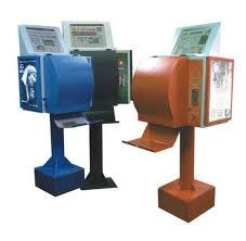 Newspaper Vending Machine Stunning Newspaper Vending Machine Nestle Tea Coffee Vending Machine