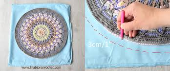 How To Cover A Round Pillow Form