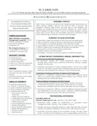 Financial Analyst Resume Sample Market Research Analyst Cover Letter ...