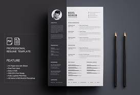 resume cv easy to use resume templates
