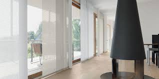 Vorhänge Bodentiefe Fenster Zuhause Image Idee