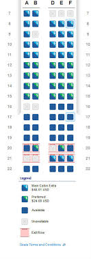 Are Preferred Airplane Seats Worth It