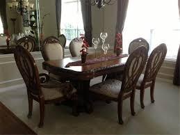 Dining Room Tables Austin Hemispheres Dining Room Set Austin - Traditional dining room set