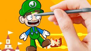 Jacksepticeye Animated Super Mario Maker Youtube