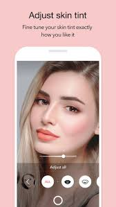 looks real makeup camera on the app