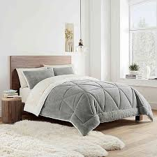 ugg avery 3 piece reversible comforter